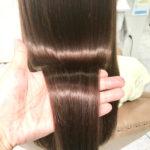 HANABIの髪質改善は、最新の酸熱トリートメント^_^
