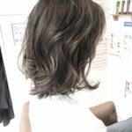 髪質改善で、デザインカラーも鮮やかに!!