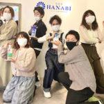 コロナウィルス対策においてのHANABIのサロン方針
